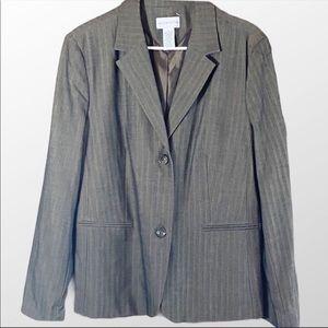 Jaclyn Smith career blazer jacket  16